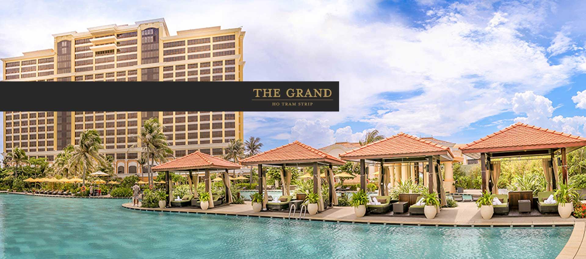The Grand - Ho Tram Strip Resort