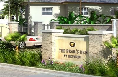 The Bear's Den Club